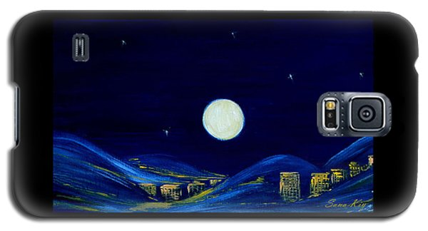 Moonlight. Winter Collection Galaxy S5 Case