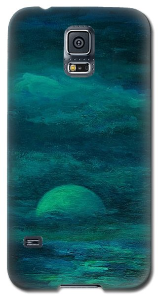Moonlight On The Water Galaxy S5 Case