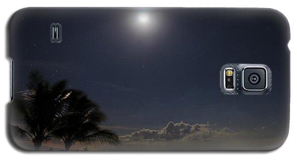 Moonlit Bay Galaxy S5 Case