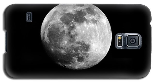 Galaxy S5 Case featuring the photograph Moonlit Dreams by Chris Fraser