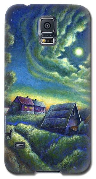 Moonlit Dreams Come True Galaxy S5 Case