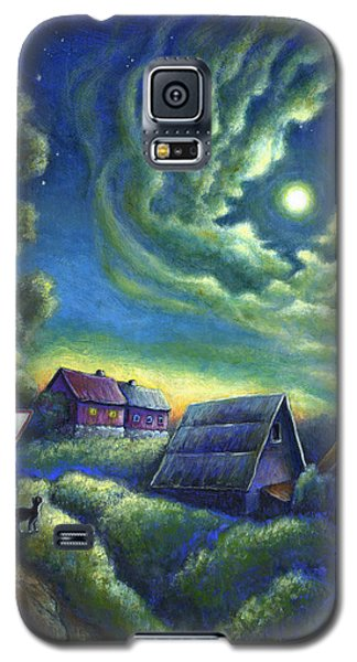Moonlit Dreams Come True Galaxy S5 Case