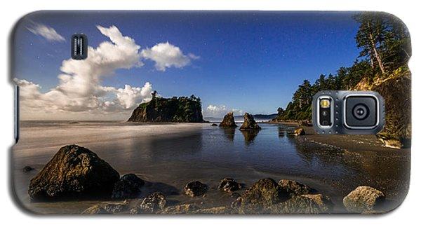 Moonlit Ruby Galaxy S5 Case