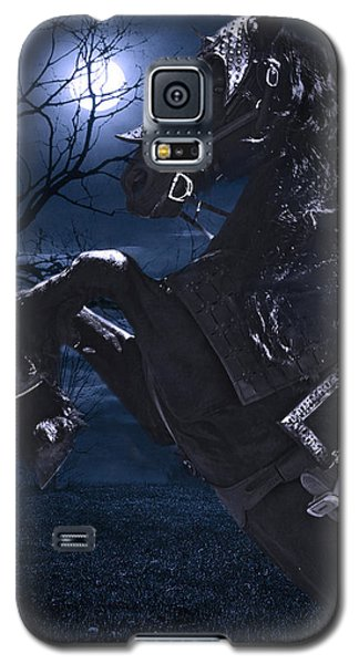 Moonlit Warrior Galaxy S5 Case