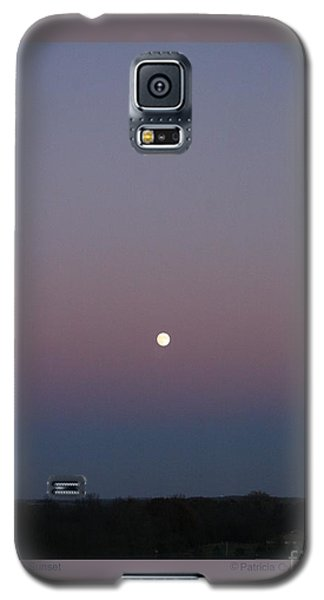 Moonrise At Sunset Galaxy S5 Case