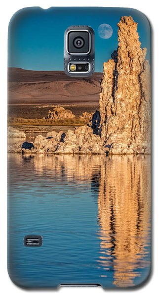 Moonrise Over Mono Lake Galaxy S5 Case