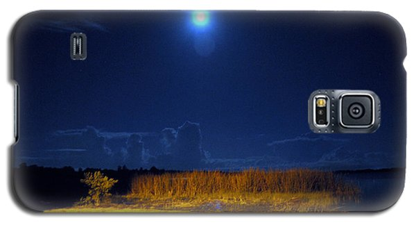 Moonrise Over Rochelle - Landscape Galaxy S5 Case