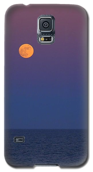 Moonrise Serenity Galaxy S5 Case by Geri Glavis
