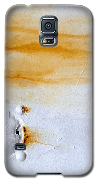 Galaxy S5 Case featuring the photograph Moons by Robert Riordan