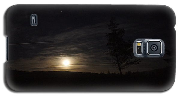 Moonscape Galaxy S5 Case
