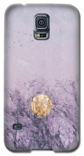 Moonset Dawn Galaxy S5 Case