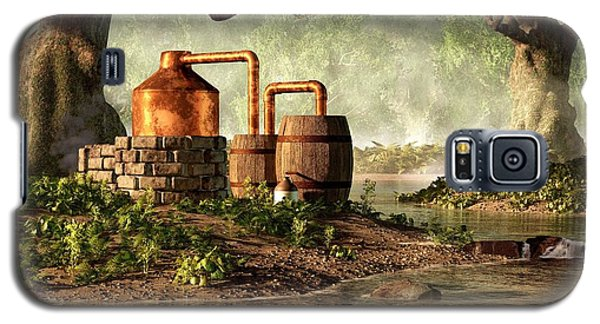 Moonshine Still 1 Galaxy S5 Case