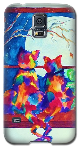 Moonstruck Ll Galaxy S5 Case
