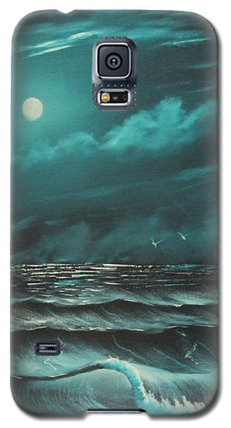 Moonstruck Ocean Galaxy S5 Case