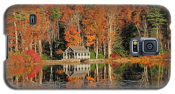 Moore State Park Autumn I Galaxy S5 Case