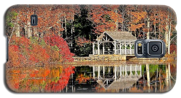 Moore State Park Autumn II Galaxy S5 Case