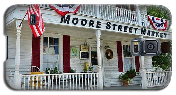 Moore Street Market Galaxy S5 Case