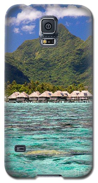 Moorea Lagoon No 3 Galaxy S5 Case