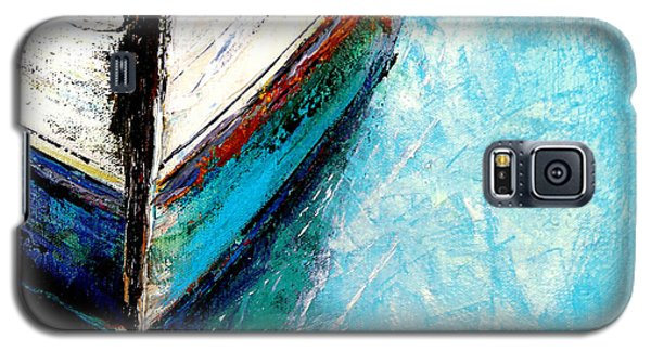 Moored Galaxy S5 Case by Marti Green