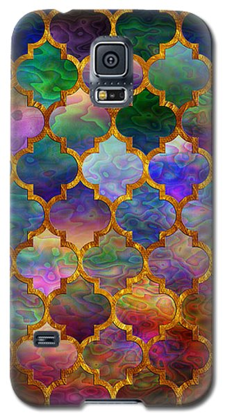 Moorish Mosaic Galaxy S5 Case
