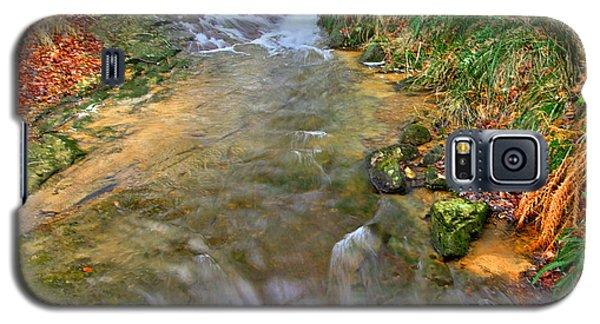 Moorland Stream Galaxy S5 Case