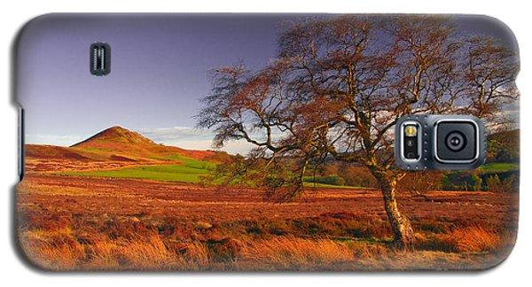 Moorland Tree North Yorkshire Galaxy S5 Case