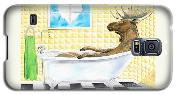 Moose Bath Galaxy S5 Case