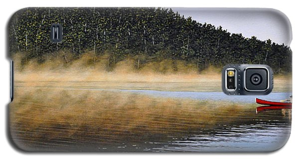 Moose Lake Paddle Galaxy S5 Case