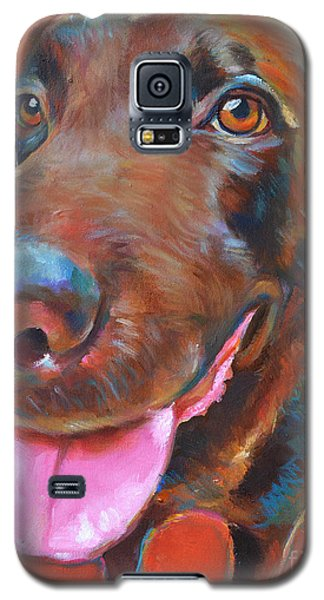 Moose Galaxy S5 Case by Robert Phelps