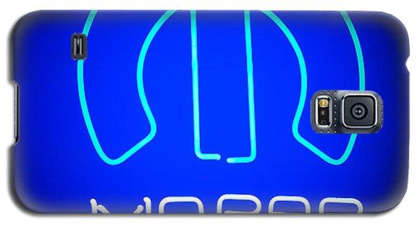 Mopar Neon Sign Galaxy S5 Case
