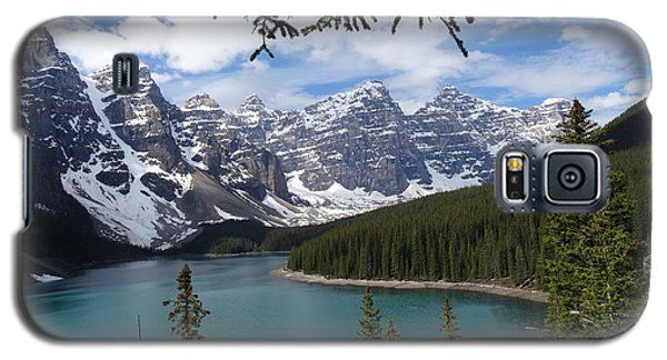Moraine Lake Alberta Canada Galaxy S5 Case