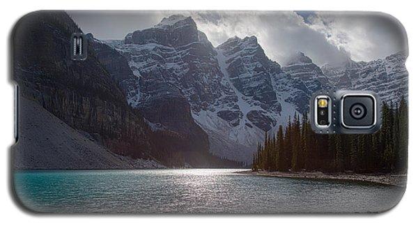 Moraine Lake Galaxy S5 Case