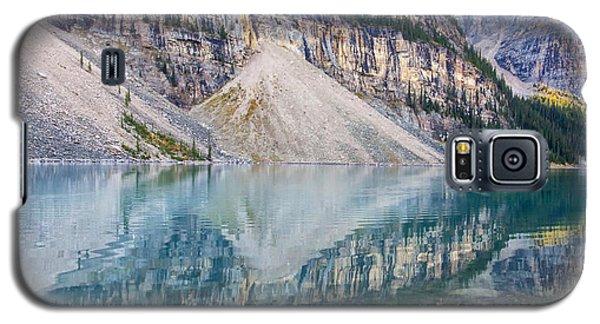 Moraine Lake Panorama B Galaxy S5 Case