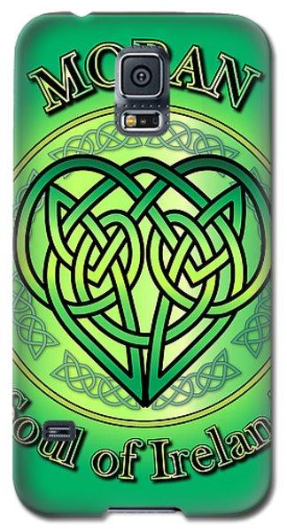 Moran Soul Of Ireland Galaxy S5 Case by Ireland Calling