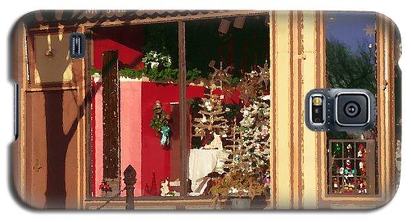 Moravian Book Shop Bethlehem Pa Galaxy S5 Case by Jacqueline M Lewis