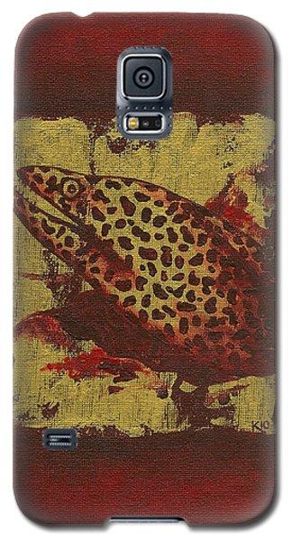 Moray Eel Galaxy S5 Case