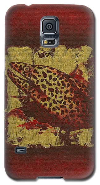 Moray Eel Galaxy S5 Case