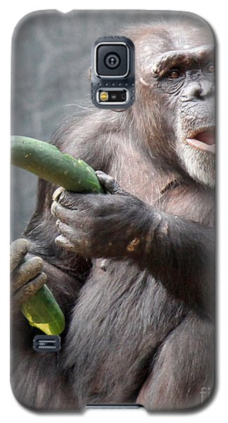 More Cucumbers Galaxy S5 Case
