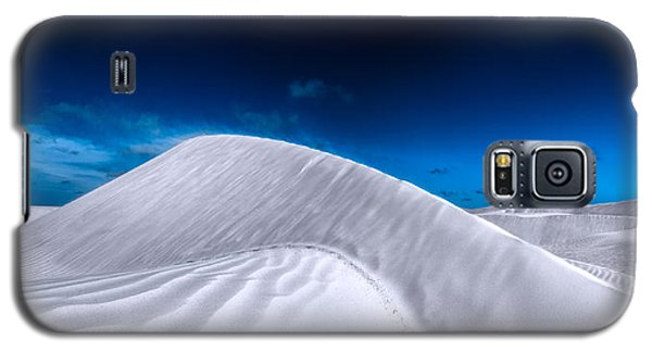More Desert On The Horizon Galaxy S5 Case