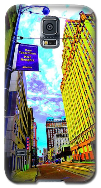 More Memphis On Monroe Galaxy S5 Case