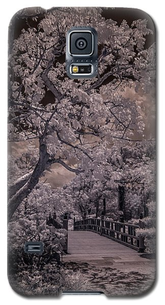 Morikami Gardens - Bridge Galaxy S5 Case