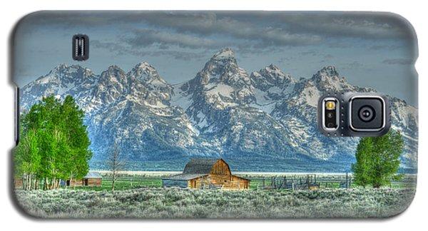 Mormon Barn Spring Galaxy S5 Case