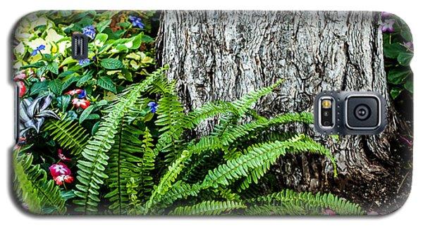 Mormon Garden Pla 845 Galaxy S5 Case