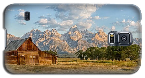 Mormon Row Farm Galaxy S5 Case