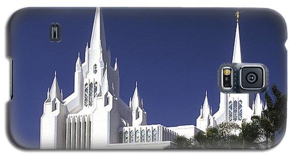 Mormon Temple Galaxy S5 Case