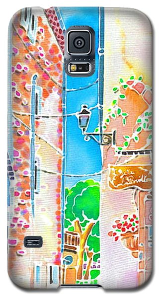 Morning Air  Galaxy S5 Case