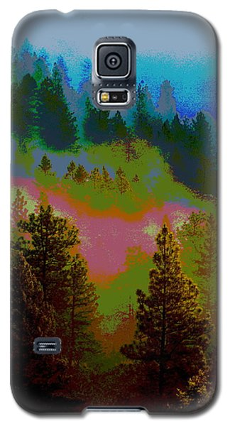 Morning Arrives In The Pacific Northwest Galaxy S5 Case