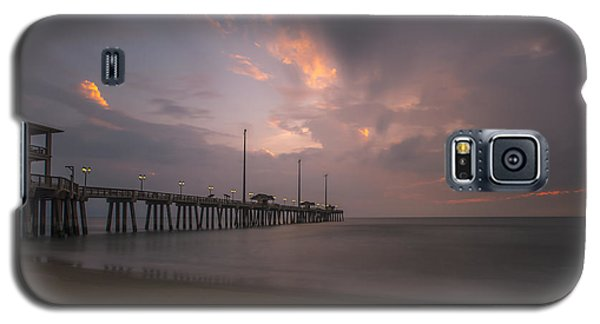 Morning At Jennette Pier Galaxy S5 Case