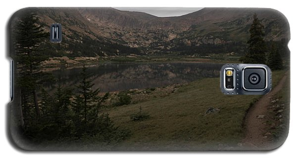morning at Lawn lake Galaxy S5 Case