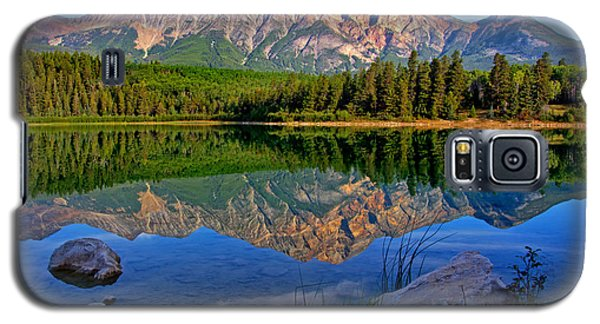 Morning At Pyramid Lake Galaxy S5 Case